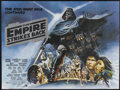 "Movie Posters:Science Fiction, The Empire Strikes Back (20th Century Fox, 1980). British Quad (30""X 40""). Science Fiction...."