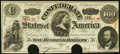 Confederate Notes:1863 Issues, T56 $100 1863 PF-1 Cr. 403 Very Fine.. ...