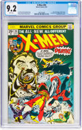 Bronze Age (1970-1979):Superhero, X-Men #94 (Marvel, 1975) CGC NM- 9.2 White pages....