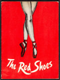 Movie Posters:Fantasy, The Red Shoes (Eagle Lion, 1948). Soft Cover Program (MultiplePages). Fantasy.. ...