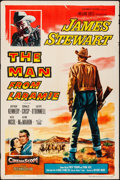 """Movie Posters:Western, The Man from Laramie (Columbia, 1955). One Sheet (27"""" X 41""""). Western.. ..."""