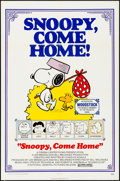 """Movie Posters:Animation, Snoopy, Come Home! (National General, 1972). One Sheet (27"""" X 41"""").Charles Schulz Artwork. Animation.. ..."""