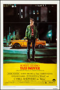 "Movie Posters:Crime, Taxi Driver (Columbia, 1976). One Sheet (27"" X 41"") Guy PellaertArtwork. Crime.. ..."