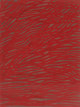 Sol LeWitt (1928-2007) Tangled Bands, 2002 Gouache on paper 29-1/2 x 22-1/2 inches (74.9 x 57.2 cm) Signed and dated