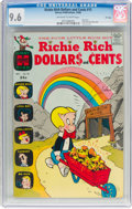 Silver Age (1956-1969):Cartoon Character, Richie Rich Dollars and Cents #15 File Copy (Harvey, 1966) CGC NM+ 9.6 ....