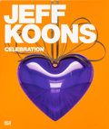 Fine Art - Work on Paper:Print, Jeff Koons (American, b. 1954). Celebration, 2009. Hardcover book with ink drawing. 11-7/8 x 9-7/8 inches (30.2 x 25.1 c...