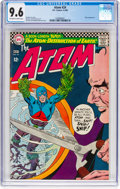 Silver Age (1956-1969):Superhero, The Atom #24 (DC, 1966) CGC NM+ 9.6 Off-white to white pages....