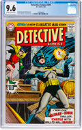 Silver Age (1956-1969):Superhero, Detective Comics #329 (DC, 1964) CGC NM+ 9.6 Off-white to whitepages....