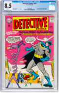 Silver Age (1956-1969):Superhero, Detective Comics #331 (DC, 1964) CGC VF+ 8.5 White pages....