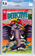 Silver Age (1956-1969):Superhero, Detective Comics #333 (DC, 1964) CGC NM+ 9.6 Off-white to whitepages....