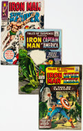 Silver Age (1956-1969):Superhero, Tales of Suspense #70-99 Group (Marvel, 1965-68) Condition: AverageVG+.... (Total: 31 Comic Books)