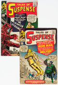 Silver Age (1956-1969):Superhero, Tales of Suspense #46 and 47 Group (Marvel, 1963) Condition:Average VG.... (Total: 2 Comic Books)