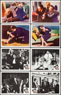 """Movie Posters:Drama, Advise & Consent & Others Lot (Columbia, 1962). Lobby Cards (15) (11"""" X 14""""). Drama.. ... (Total: 15 Items)"""