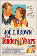 "Movie Posters:Drama, The Tender Years & Other Lot (20th Century Fox, 1948). OneSheets (2) (27"" X 41""). Drama.. ... (Total: 2 Items)"