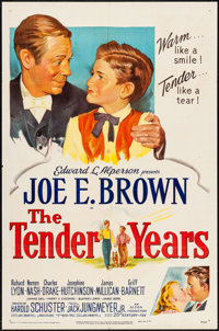 "The Tender Years & Other Lot (20th Century Fox, 1948). One Sheets (2) (27"" X 41""). Drama. ... (Total:..."