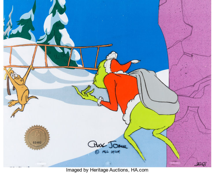 How The Grinch Stole Christmas 1966 Max.Dr Seuss How The Grinch Stole Christmas Grinch And Max