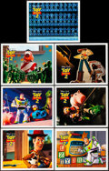 """Movie Posters:Animation, Toy Story 2 (Buena Vista, 1999). Lobby Card Set of 11 (11"""" X 14""""). Animation.. ... (Total: 11 Items)"""