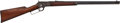Long Guns:Lever Action, Marlin Model 1897 Lever Action Rifle....