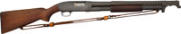 U.S. Contract Winchester Model 12 Slide Action Trench Shotgun with Bayonet