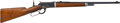 Long Guns:Lever Action, Winchester Model 53 Lever Action Rifle....