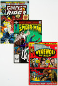 Bronze Age (1970-1979):Superhero, Marvel Bronze Age Comics Group of 10 (Marvel, 1970s) Condition: Average FN.... (Total: 10 Comic Books)