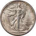 Walking Liberty Half Dollars, 1921-D 50C MS62 PCGS Secure....