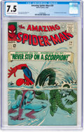 Silver Age (1956-1969):Superhero, The Amazing Spider-Man #29 (Marvel, 1965) CGC VF- 7.5 Off-white towhite pages....