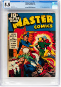 Golden Age (1938-1955):Superhero, Master Comics #22 (Fawcett Publications, 1942) CGC FN- 5.5 Cream to off-white pages....