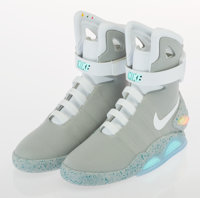 Nike Air Mag (Back to the Future), Multi-Colored/Multi-Color, 2016 Size 11, Original Box with Signe