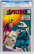 Silver Age (1956-1969):Superhero, The Spectre #3 (DC, 1968) CGC NM/MT 9.8 Off-white to whitepages....