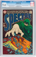 Silver Age (1956-1969):Superhero, The Spectre #9 (DC, 1969) CGC NM+ 9.6 Off-white to white pages....