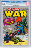 Silver Age (1956-1969):War, Star Spangled War Stories #135 (DC, 1967) CGC NM+ 9.6 White pages....