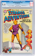 Silver Age (1956-1969):Science Fiction, Strange Adventures #153 (DC, 1963) CGC NM 9.4 Off-white to white pages....