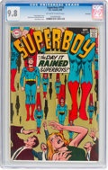 Silver Age (1956-1969):Superhero, Superboy #159 Savannah Pedigree (DC, 1969) CGC NM/MT 9.8 O...