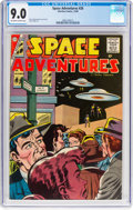 Silver Age (1956-1969):Science Fiction, Space Adventures #26 (Charlton, 1958) CGC VF/NM 9.0 Off-white to white pages....