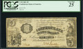 Confederate Notes:1861 Issues, T35 $5 1861 PF-1 Cr. 271 PCGS Very Fine 25.. ...