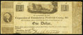 Obsoletes By State:Maryland, Emmitsburg, MD- Corporation of Emmitsburg $1 Apr. 30, 1840 Fine.. ...