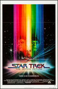 """Movie Posters:Science Fiction, Star Trek: The Motion Picture (Paramount, 1979). One Sheet (27"""" X41""""). Bob Peak Artwork. Science Fiction.. ..."""