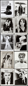 """Movie Posters:Foreign, 8½ (Embassy, 1963). Behind-the-scenes Photo & Photos (30) (Approx. 8"""" X 10"""" & 8"""" X 10.25""""). Foreign.. ... (Total: 30 Items)"""