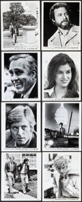 """Movie Posters:Drama, All the President's Men (Warner Brothers, 1976). Photos (22) (Approx. 8"""" X 10"""" & 8.25"""" x 10.25"""") & Trimmed Photos (2) (7.75""""... (Total: 24 Items)"""