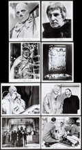 """Movie Posters:Horror, The Abominable Dr. Phibes (American International, 1971). Behind-the-scenes Photos (4) & Photos (19) (Approx. 8"""" X 10"""" & *"""" ... (Total: 23 Items)"""