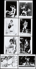 """Movie Posters:Rock and Roll, Let's Spend the Night Together (Embassy, 1983). Photos (8) (Approx. 8"""" x 10""""). Rock and Roll.. ... (Total: 8 Items)"""