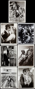 """Movie Posters:Hitchcock, North by Northwest (MGM, 1959). Photos (15) (8"""" X 10""""). Hitchcock..... (Total: 15 Items)"""