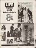 """Movie Posters:Foreign, 8½ (Embassy, 1963). Poster (30"""" X 40"""") LIFE Magazine Style. Foreign.. ..."""
