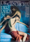 "Movie Posters:Sexploitation, Laura & Other Lot (21st Century, 1979). German A0 (33"" X 47"") & German A1 (23.5"" X 33""). Sexploitation.. ... (Total: 2 Items)"