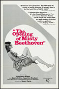 """Movie Posters:Adult, The Opening of Misty Beethoven & Other Lot (Quality, 1976). One Sheets (2) (27"""" X 41""""). Adult.. ..."""
