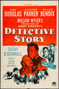 "Movie Posters:Crime, Detective Story (Paramount, 1951). One Sheet (27"" X 41""). Crime. From the Collection of Frank Buxton, of which the sale's ..."