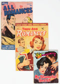 Golden Age (1938-1955):Romance, Golden and Silver Age Romance Comics Group of 47 (VariousPublishers, 1949-62) Condition: Average GD.... (Total: 47 ComicBooks)