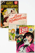 Golden Age (1938-1955):Romance, Atlas/Marvel Golden-Bronze Age Romance Comics Group of 26 (Atlas,1953-75) Condition: Average GD.... (Total: 26 Comic Books)