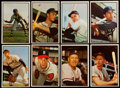 Baseball Cards:Lots, 1953 Bowman Color Collection (20)....